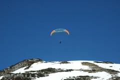 Hochanger Summit, Loser Paragliding