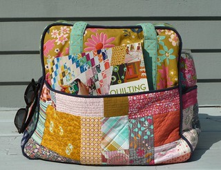 Quilted Melody Miller Weekender Ready to Go