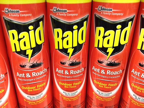 Raid Ant & Roach Killer, Pesticide 9/2014  by Mike Mozart of TheToyChannel and JeepersMedia on YouTube #Raid | by JeepersMedia