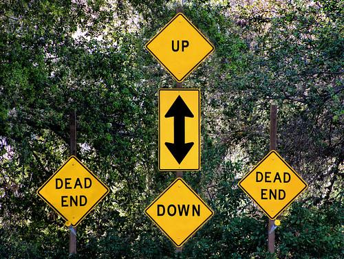Directions | by Russ Allison Loar