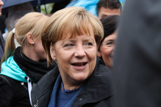 Angela Merkel | by indeedous
