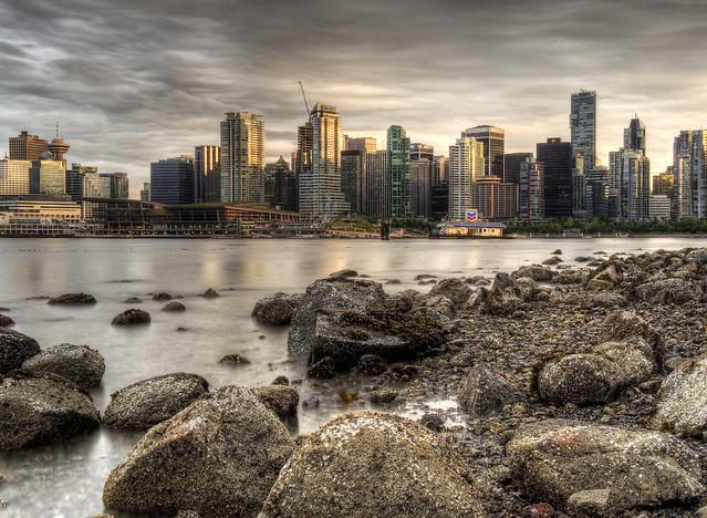 Vancouver Long Exposure