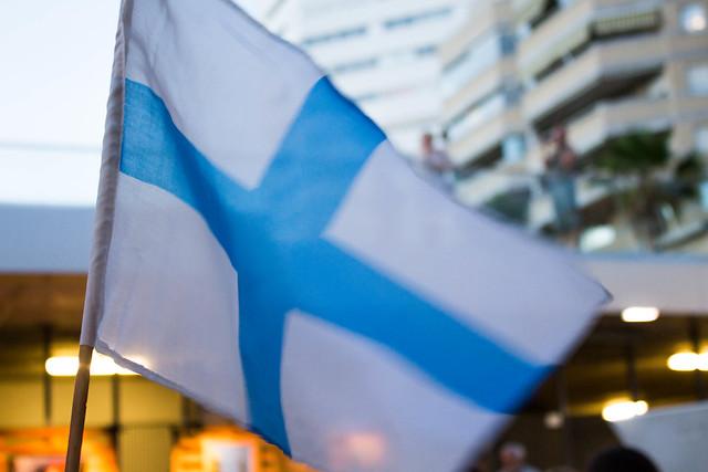 Finnish 100m