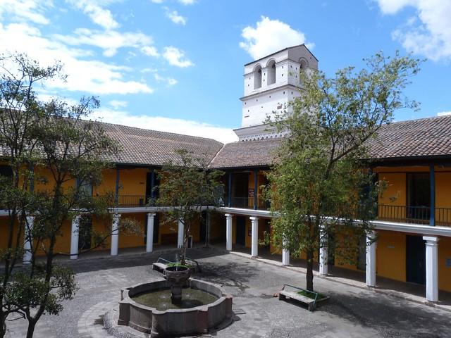 Hospital San Juan de Dios en Quito (Ecuador)