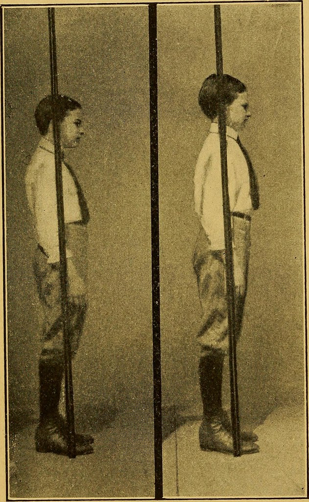 "Image from page 29 of ""The posture of school children, wit… 