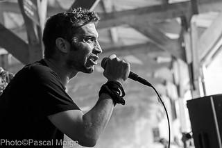 Concert Mascarade au lavoir de la rue St-Malo. Les p´tites lessives de Vivre La Rue. Brest 2014.