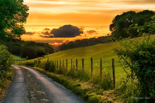 Golden Kent countryside | by grahamvphoto