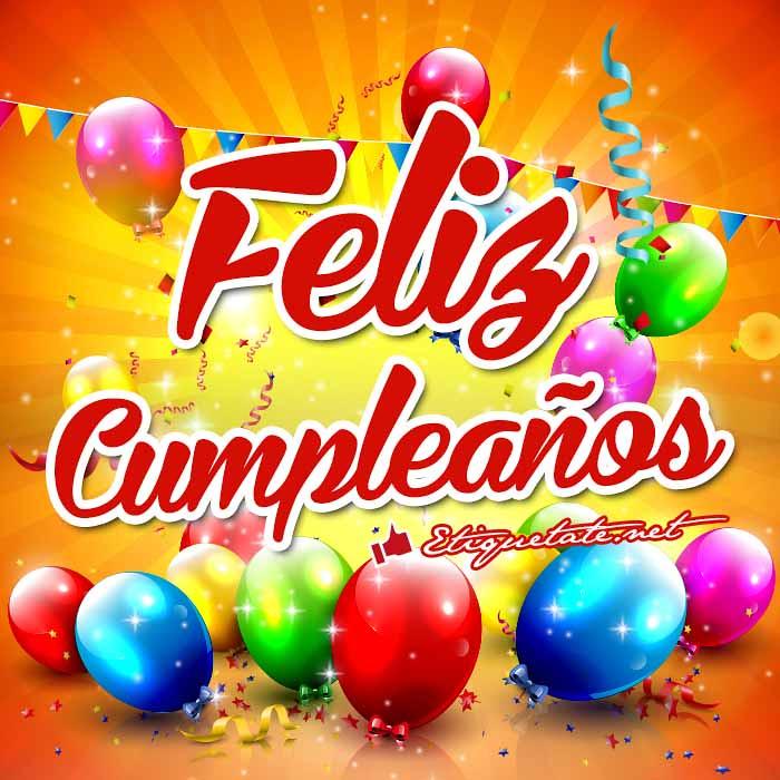 f59b0bf16cd NET Videos Musicales para desear Feliz Cumpleaños Gratis | by  WWW.ETIQUETATE.NET