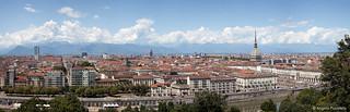 Skyline Torino | by Angelo Piccolella