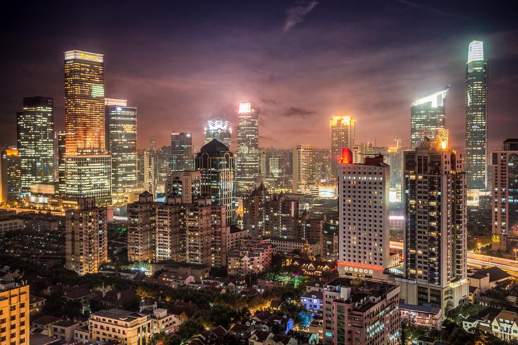 Shanghai Shines