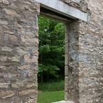Window at Corran House