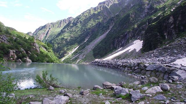 Il laghetto di Sozzine