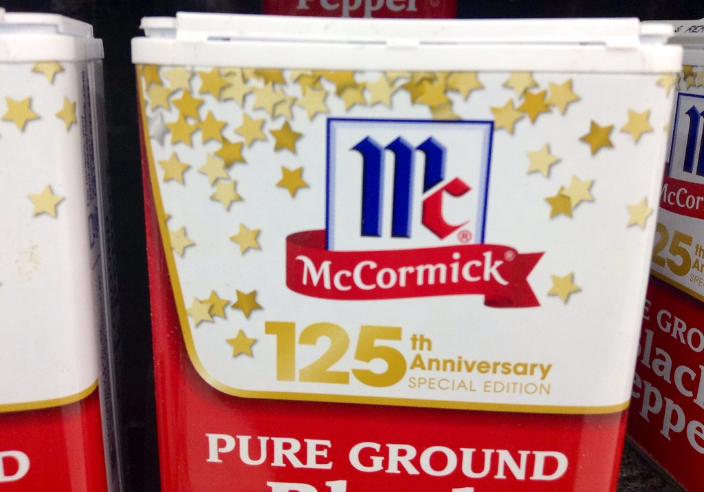 McCormick Spices 125th Anniversary 2014, 9/2014 by Mike Mo