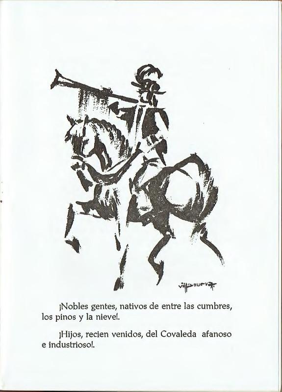 Pregón Fiestas de San Lorenzo 1973