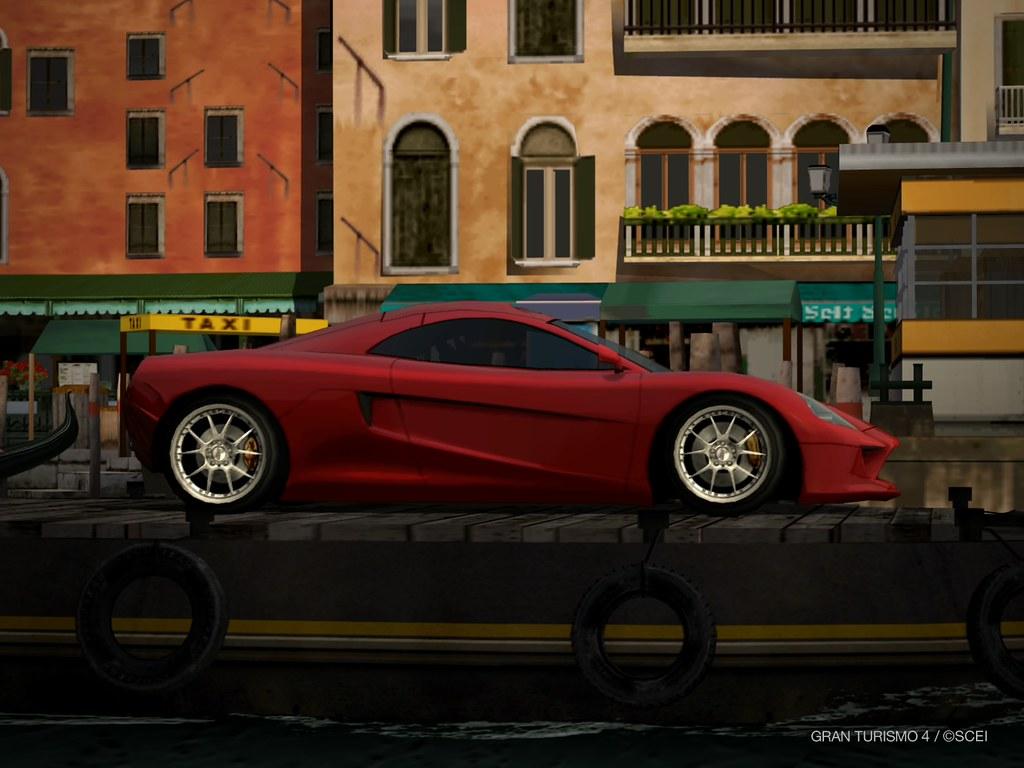 Gran Turismo 4 Ferrari 10 Classic Gaming Flickr
