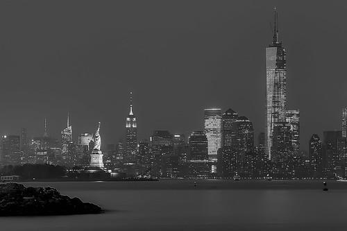 nyc ny newyork skyline manhattan wtc thebigapple oneworldtrade