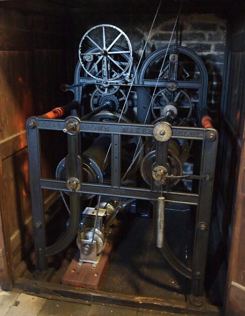 Crowle Church Clock