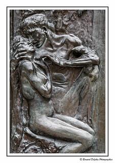 La Porte de l' Enfer - Rodin   by bernard.delphin