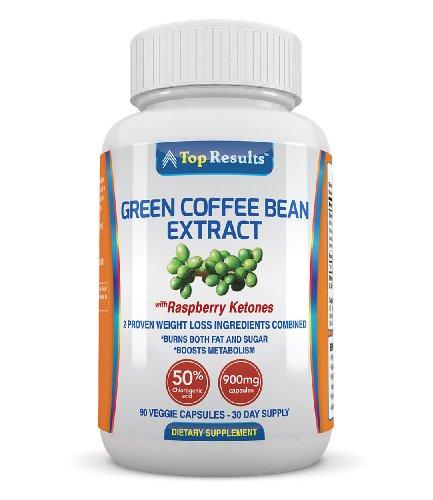 Pure Green Coffee Bean Extract Pills 800mg Gca 50 Chlo Flickr