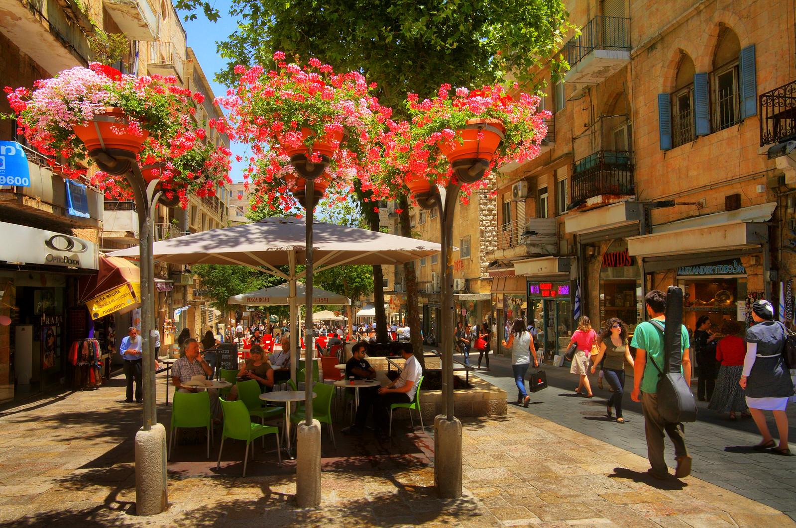 Jerusalem_City Center_8_Noam Chen_IMOT