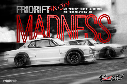 Dubdrift Fridrift Madness | by sandbox toys
