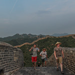Finding Somewhere 'Comfy' to Sleep on the Great Wall