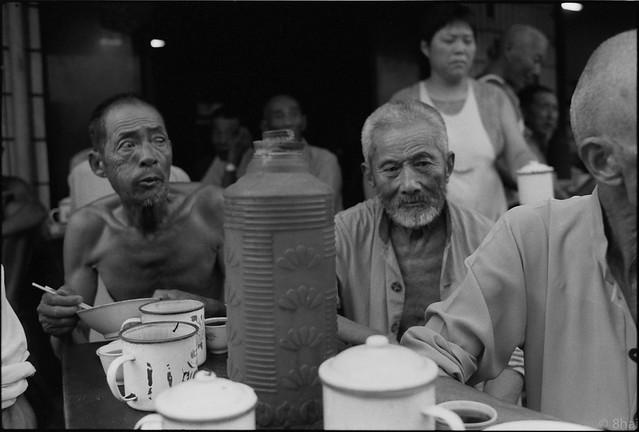 500 Tea Drinkers Part6 Zhejiang Ding Hu Village 五百茶客 浙江 丁河村 2005[6]-50