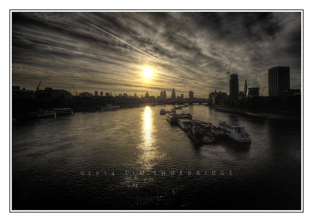 City of London Sunrise