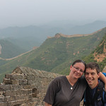 Chilling Out on the Great Wall