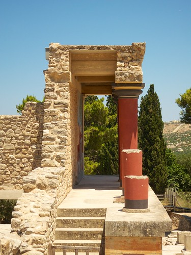 Knossos | by Ania Mendrek