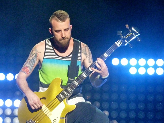 Paramore - Jeremy Davis