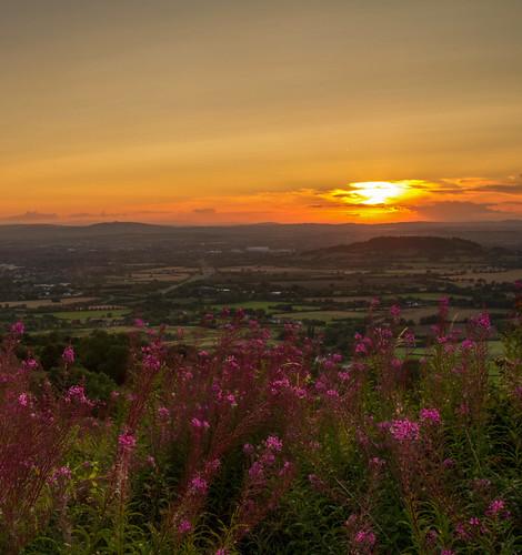 Crickley Hill Sunset | by Robert Burton Photography