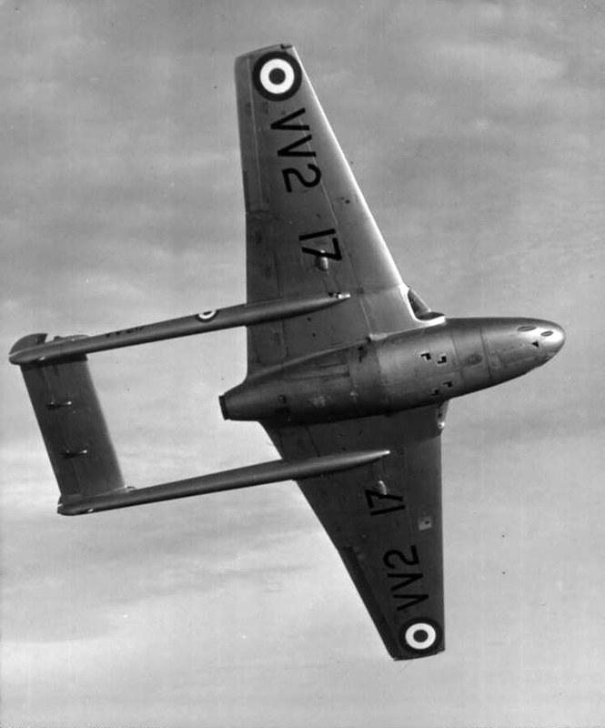 De Havilland DH.100 Βαμπίρ