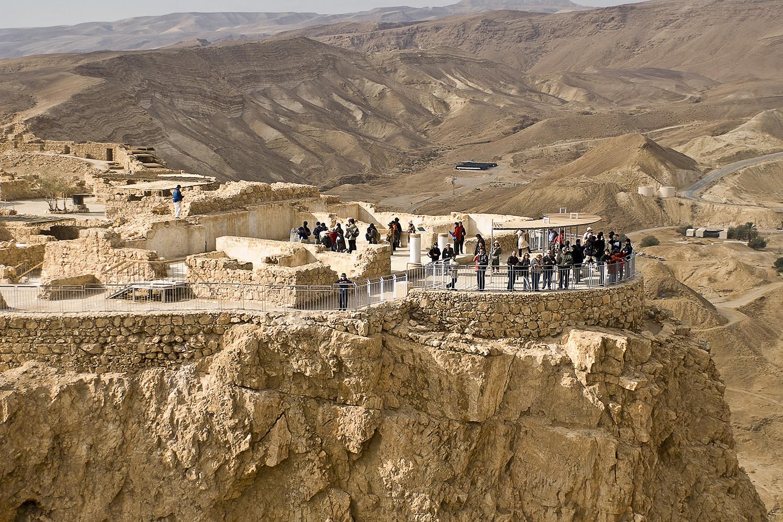 Masada2_ Air View _Itamar Grinberg_IMOT