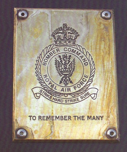 plaque | by Vintage Parachute Gear