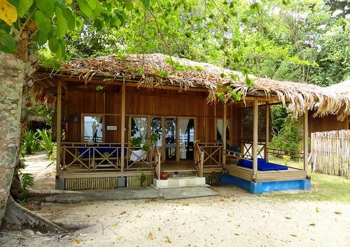 Siladen Island Resort, Pulau Siladen, Sulawesi | by travelourplanet.com