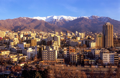 Tehran, Iran | by globetrekimages