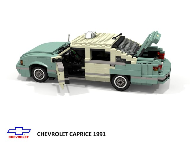 Chevrolet Caprice Taxi (1991 - 28 Days)