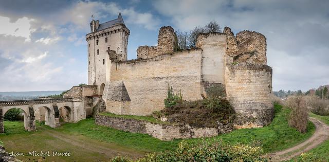 Forteresse Royale de Chinon France