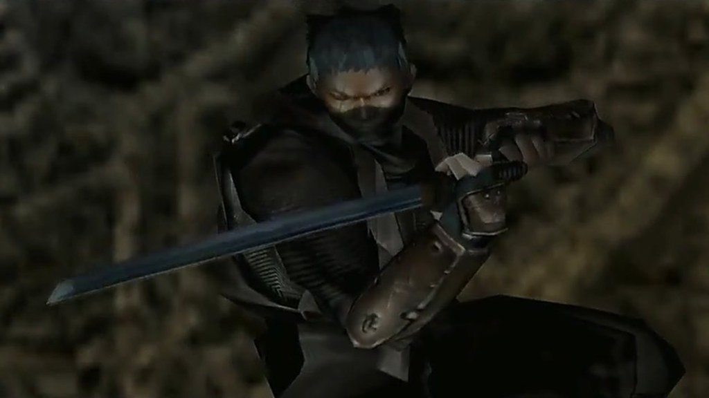 Tenchu 3 Rikimaru 1080p Purple Wing Flickr