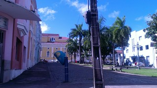 Old town in Joao Pessoa