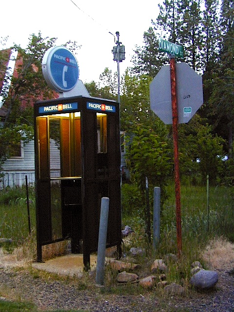 Back Roads Phone Booth