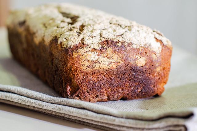 Pan de centeno // Rye bread