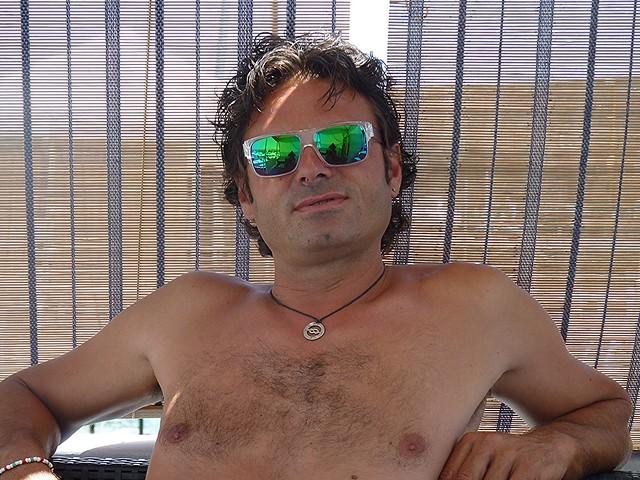 Giardini Naxos (Me) -  The famous John Pappalard from Riposto city