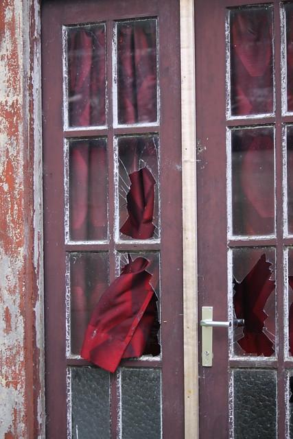 Rode doek . . .