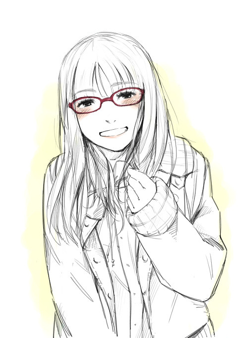Glasses Girls Girls Wearing Glasses Are Just So Cute Som Flickr