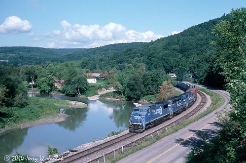 6116 bubi5 cr curve railroad river road train cameronmills ny usa c408w