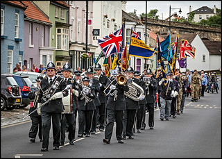 IMG_6692 LowRes Yarm WW1 Rememberance 03-08-14 | by canonway