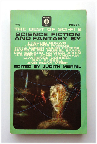 The Best Of Sci-Fi 2 edited by Judith Merril