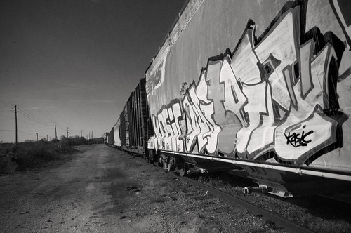 Lonesome Westbound | by couriereight